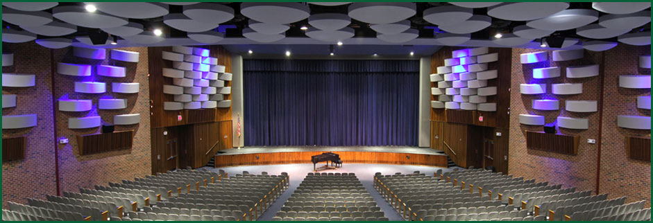 Architect for Hauppauge Auditorium